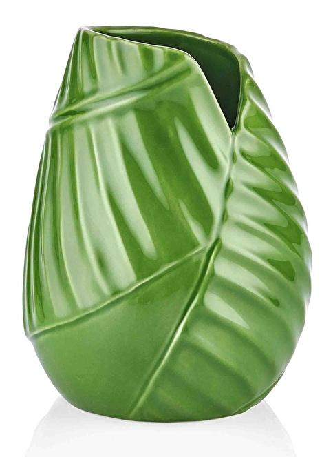 The Mia Vazo - 17 Cm Yeşil